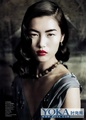 高清:全球超模TOP50最新榜中国两位美女入围