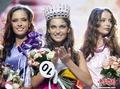 高清:乌克兰小姐选美大赛上演 21岁女孩夺魁