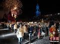 高清:俄罗斯国际军乐节 精彩纷呈的视听盛宴