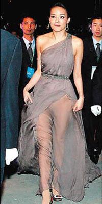 走红地毯穿长裙不穿内裤-天啦 这些明星 难道出门不知道穿内裤