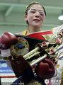 韩拳手头破血流为冠军