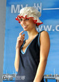 高清:北德城市沙滩泳装秀 复古现代吸足眼球