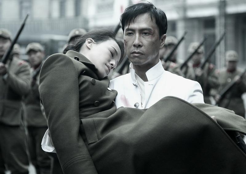 电影《精武风云·陈真》精彩剧照曝光