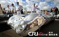 高清:古德伍德老式赛车会在英国举行