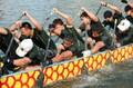 中国澳门龙舟队备战