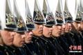 高清:智利举行独立200周年阅兵式