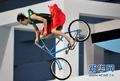 """组图:专业运动员妙趣横生的""""滑稽跳水"""""""