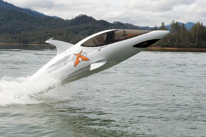 """高清:富翁们的新玩具——""""鲨鱼""""潜水艇"""