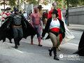 高清:盘点那些让人囧到崩溃的超级英雄