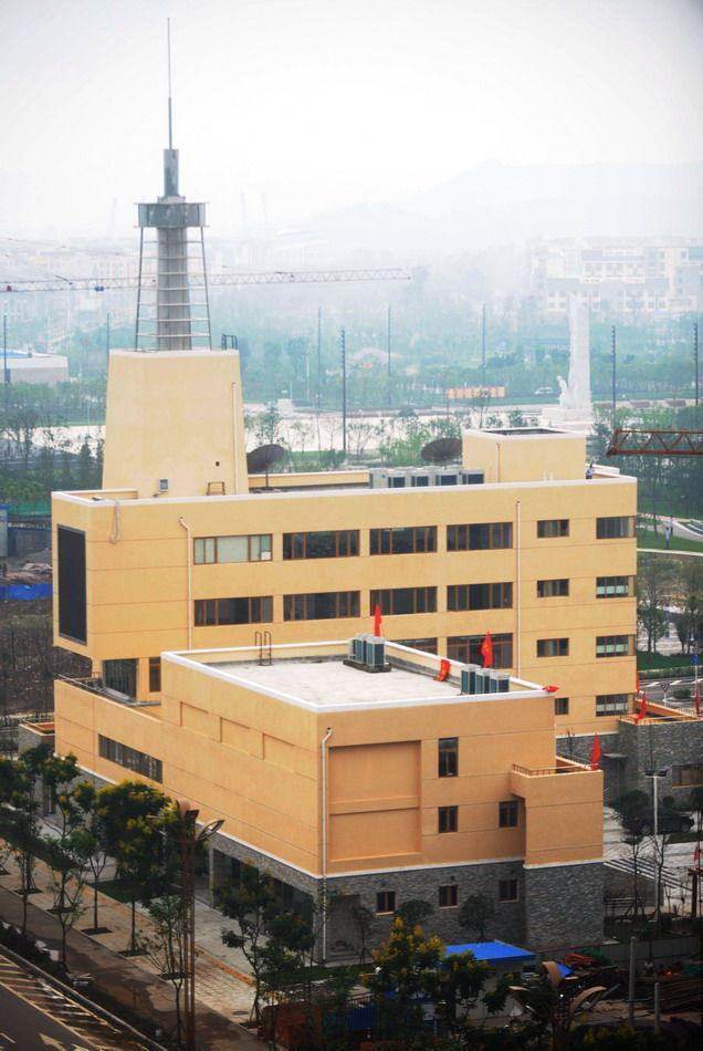 北川广电中心