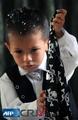 高清:全球最年轻的魔术师詹姆斯 年仅4岁