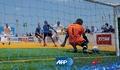 高清:巴西举办2010流浪汉世界杯足球赛