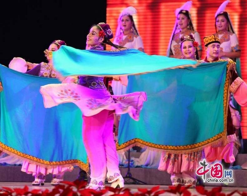 木卡姆》是中国维吾尔大型古典音乐套曲《十二木卡姆》中的第八