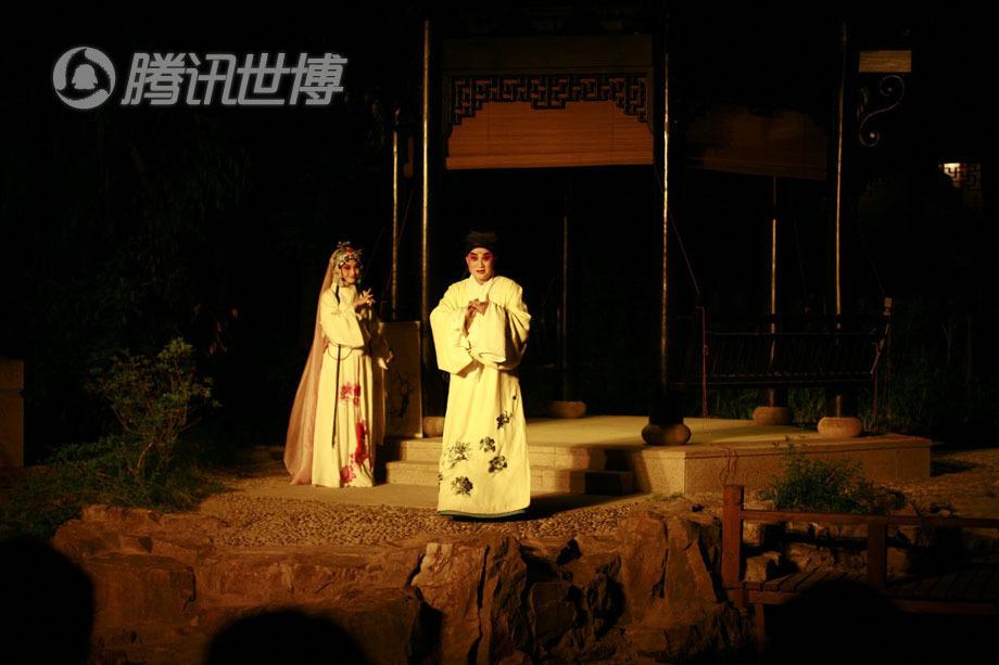 人类口述和非物质遗产代表作,中国百戏之祖——昆曲