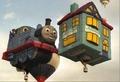 组图:布里斯托尔热气球节 千奇百怪飞行记