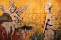 高清:葡萄牙瓷砖画展开幕 秀美术馆珍藏作品
