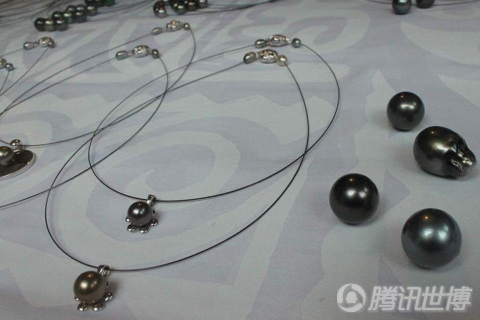法国馆大溪地岛屿文化 珍珠香草惹人醉
