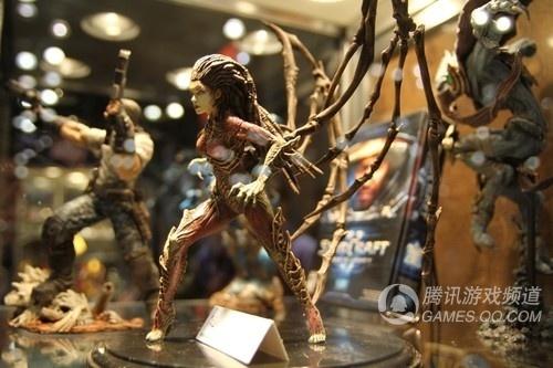 《星际2》《魔兽世界》角色模型明年6月上市