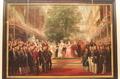 高清:开幕式油画穿越百年历史 见证世博足迹