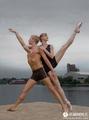 高清:一组惊艳美图——原来芭蕾可以这样跳