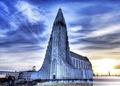 组图:世上最纯净的城市 冰岛首都雷克雅未克