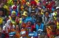 高清:墨西哥国际小丑节 百名小丑尽情狂欢
