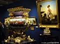 高清:莫斯科举行第24届俄罗斯古董沙龙