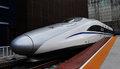 高清:走进世博铁路馆 感受迅驰高铁时代