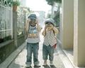 组图:童趣瞬间——小小的个子拥有满满的爱