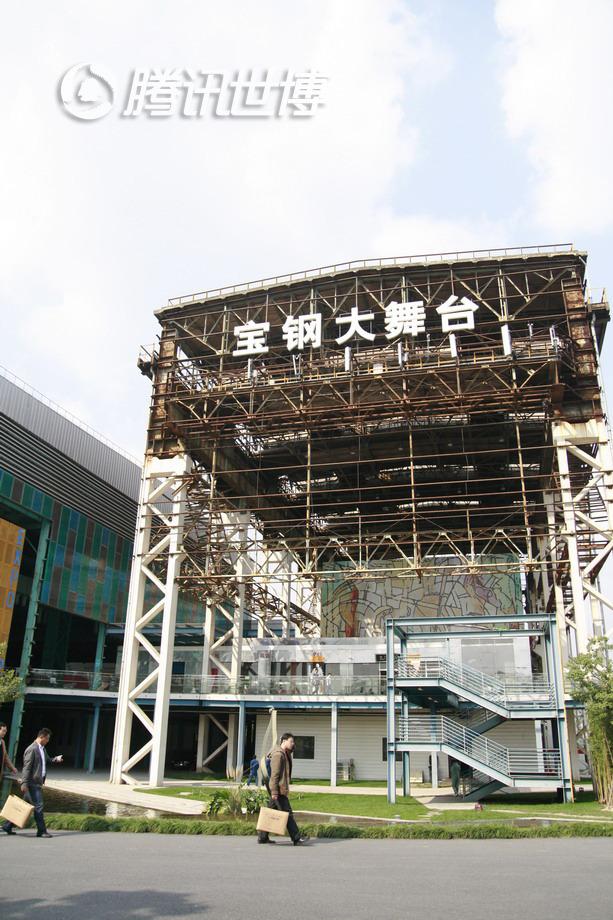 工业时代的建筑记忆得到保留