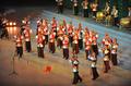 高清:上海世博会闭幕式举行 暖场演出开始