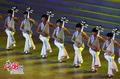 高清:上海世博会闭幕式上演《多元·融合》