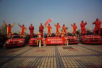 高清:红云红河车队建队更名两周年大合影