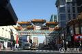 组图:姚易德比被汉字包围 美国首都中文开花