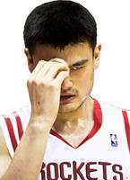 组图:姚明生涯伤病全记录 左脚踝骨折再休战