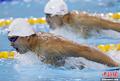200米蝶泳吴鹏晋级决赛