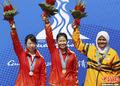 中国获10米气步枪金银