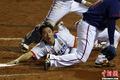 高清:亚运会棒球B组 中华台北不敌韩国