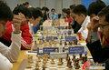 高清:国际象棋男女个人赛 第三轮精彩赛况