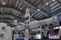 高清:珠海航展揭开中国空间站神秘面纱
