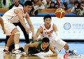 中国男篮对战蒙古赛况