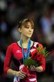 日本体操美女亚运靓影