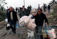 高清:武汉出动2000名城管集中强拆