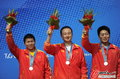 高清:25米标准手枪韩国夺冠 金牌孕妇现身