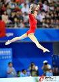 女子自由操比赛瞬间(5)
