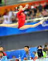 女子自由操比赛瞬间(6)