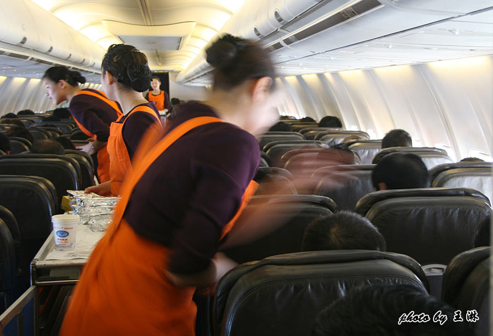 镜头背后的故事:空姐日志照片泄漏之后的风波(高清组图)