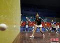 高清:广州亚运会壁球大战揭幕