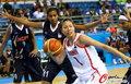 中国女篮107:39印度