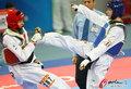 高清:跆拳道68公斤以下级 伊朗穆塔米德夺金
